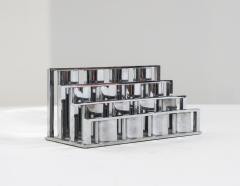 Letter rack by Jacques Adnet - 1423512