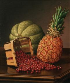 Levi Wells Prentice Table Top Still Life with Fruit - 77313
