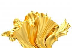 Levitaz Vase Gold Black - 1450351