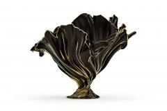 Levitaz Vase Gold Black - 1450353