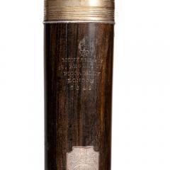 Lieutenant Rabett s seagoing silver flute 1823 - 1076690