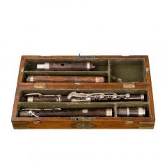 Lieutenant Rabett s seagoing silver flute 1823 - 1076692