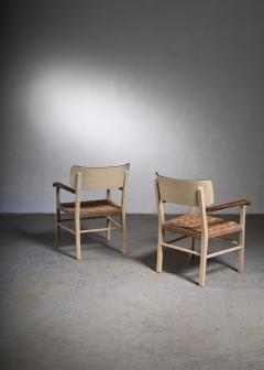 Light and transparent Scandinavian Modern sofa set - 2006221