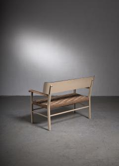 Light and transparent Scandinavian Modern sofa set - 2006226