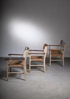 Light and transparent Scandinavian Modern sofa set - 2006227