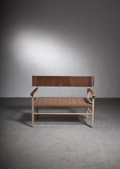 Light and transparent Scandinavian Modern sofa set - 2006228