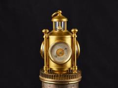 Lighthouse Clock Thermometer and Barometer - 1562607