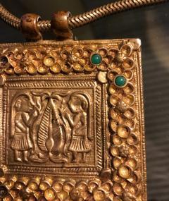 Line Vautrin An Early Gilt Bronze Necklace by Line Vautrin - 833277