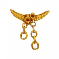 Line Vautrin Bronze Brooch by Line Vautrin - 1080463