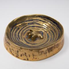 Line Vautrin French Line Vautrin Gilded Bronze Pocket Emptier Main dans les flots  - 1261968