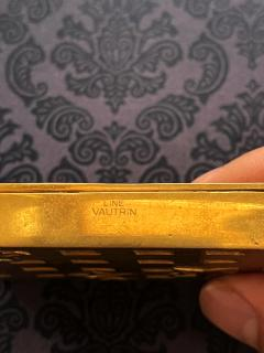 Line Vautrin French Sculpted Bronze Box Line Vautrin Day and Night - 1967484