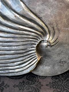 Line Vautrin Large French Silvered Bronze Box Line Vautrin - 2076913