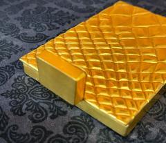 Line Vautrin Large and Rare Gilt Bronze Box Line Vautrin - 2076930
