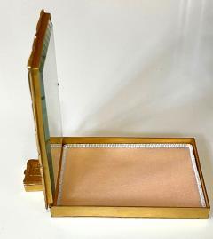 Line Vautrin Large and Rare Gilt Bronze Box Line Vautrin - 2076938