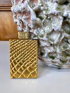 Line Vautrin Large and Rare Gilt Bronze Box Line Vautrin - 2076941