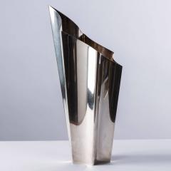 Lino Sabattini Alaska Silver Plated Vase by Lino Sabattini for Sabattini - 786948