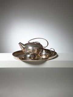 Lino Sabattini Boule Tea Set by Lino Sabattini for Christofle - 1148957