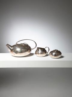 Lino Sabattini Boule Tea Set by Lino Sabattini for Christofle - 1148958