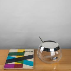 Lino Sabattini Bowl and Ladle by Lino Sabattini for Sabattini Argenteria - 829531