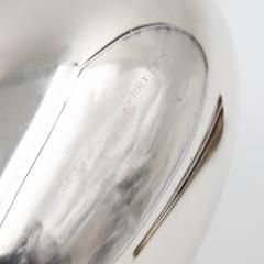 Lino Sabattini Estro Bowl and Spoon Sauceboat Italian Silvered Metal by Lino Sabattini 1973 - 813007