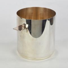 Lino Sabattini Lino Sabattini for Christofle Ice Bucket and Tongs with Wine Cooler 1970s - 1166585