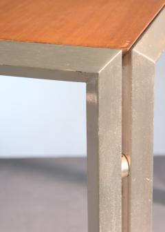 Lino Sabattini Set of Three Silver Plated Low Side Tables by Lino Sabattini - 1951790