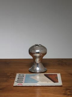 Lino Sabattini Silver Plated Vase by Lino Sabattini - 907070