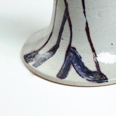 Lisa Larson LISA LARSON UNIQUE CERAMIC TABLE LEGS LEAVES GUSTAVSBERG SWEDEN - 1014928