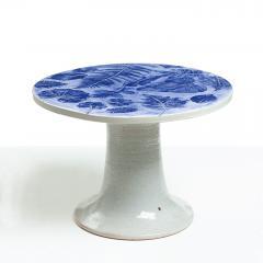 Lisa Larson LISA LARSON UNIQUE CERAMIC TABLE LEGS LEAVES GUSTAVSBERG SWEDEN - 1014929