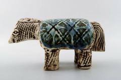 Lisa Larson Rare varan lizard in ceramics - 1373551