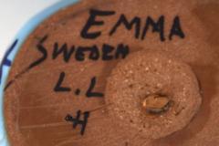 Lisa Larson Stoneware figure Emma  - 1321407