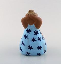 Lisa Larson Stoneware figure Emma  - 1321438