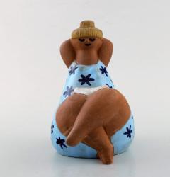 Lisa Larson Stoneware figure Emma  - 1321445