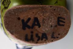 Lisa Larson Stoneware figure Kalle  - 1373517