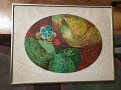 Lithograph by Alvar Sunol Munoz Ramos - 1619618