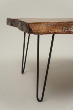 Live Edge Walnut Low Table - 608036