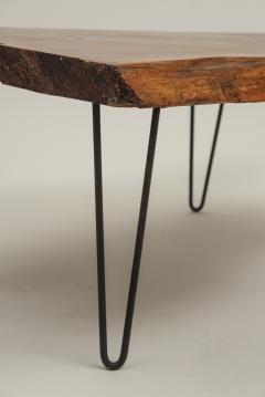 Live Edge Walnut Low Table - 608039