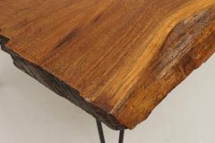 Live Edge Walnut Low Table - 608041