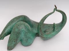 Livio Benedetti Au Bonheur Du Jour Bronze Sculpture - 921826
