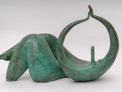 Livio Benedetti Au Bonheur Du Jour Bronze Sculpture - 921828