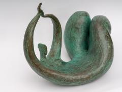 Livio Benedetti Au Bonheur Du Jour Bronze Sculpture - 921830