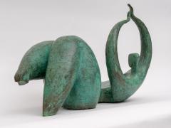 Livio Benedetti Au Bonheur Du Jour Bronze Sculpture - 921832