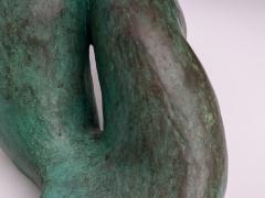 Livio Benedetti Au Bonheur Du Jour Bronze Sculpture - 921833