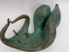 Livio Benedetti Au Bonheur Du Jour Bronze Sculpture - 921834