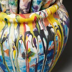Livio De Marchi Bouquet of Paint Brushes Sculpture by Livio De Marchi - 1991479