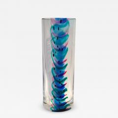 Livio Seguso LIVIO SEGUSO MURANO GLASS VASE DESIGNED FOR OGGETTI - 2127079