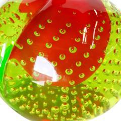 Livio Seguso Livio Seguso Murano Italian Art Glass Bookends Circa 1960 - 167236