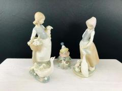 Lladro LLadro Porcelain Figurines a Set of 4 - 1730136