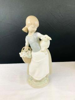 Lladro LLadro Porcelain Figurines a Set of 4 - 1730140