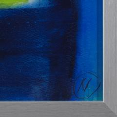 Lloyd Raymond Ney Green Colorfield  - 1283240